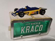 1988 Hot Wheels Park 'N Plates Kraco