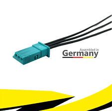 Buchse 3-polig Reparatursatz 61138377064 / 61138377072 BMW / MQS Crimp + Kabel