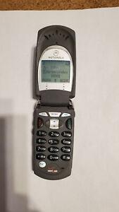62.Motorola V60i Very Rare - For Collectors - No Sim Card