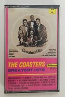 The Coasters Greatest Hits Cassette Tape 1987 Highland Music