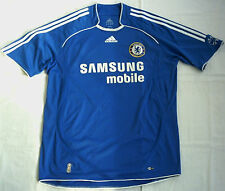 Orig.Trikot    CHELSEA FC (England)  ADIDAS / Größe L   Blau - Samsung mobile !!