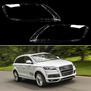 Audi Q7 (2005-15) Original Couvercles de Lentilles phare Housse (Paire)