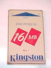 Kingston KTM-TP750/16 16MB Memory Module RevF