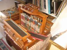 "Mountain Loom Company Mlc 18"" 4 Harn.Table Loom 2 reeds (8 & 15)"