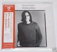 JAMES TAYLOR / Walking Man JAPAN SHM-CD Mini LP w/OBI WPCR-13822