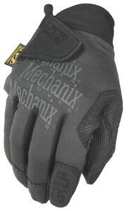 Mechanix Specialty Grip Handschuh - Schwarz