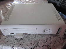 XBOX  360 white console with power cord and 64 MB memory unit
