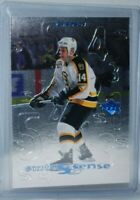 1999-00 Upper Deck Sixth Sense #SS5 Sergei Samsonov Boston Bruins