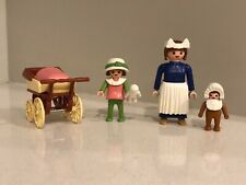 VINTAGE PLAYMOBIL 5502 Victorian Nanny and Children