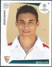 PANINI UEFA CHAMPIONS LEAGUE 2009-10- #422-SEVILLA-JESUS NAVAS