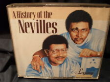 Lagacy - A History Of The Nevilles  -2CD-Box
