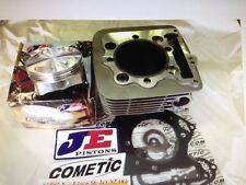 HONDA XR400 XR400R TRX400EX 400EX TRX 400EX 440CC 89mm JE BIG BORE CYLINDER KIT