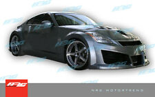 for 350z Nissan 03-08 HC PolyFiber Full wide Body Kit with front and rear fender
