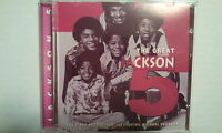 CD- JACKSON 5 --THE GREAT - THE FIRST RECORDING --ALBUM