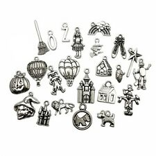 The Wizard Of Oz Charms-100g (about 70-75pcs) Craft Supplies Mixed Pendants For