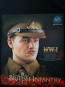 """1/6 Dragon Did Actionman """"ALBERT BROWN"""" ww1 tommy (1)"""