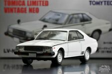 [TOMICA LIMITED VINTAGE NEO LV-N230a 1/64] NISSAN SKYLINE HT 2000 TURBO GT-E WH