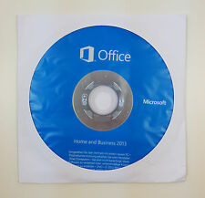 MS Office 2013 Home and Business OEM Vollversion DVD T5D-01880 Deutsch