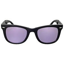 Ray Ban Wayfarer Lilac Mirror Sunglasses