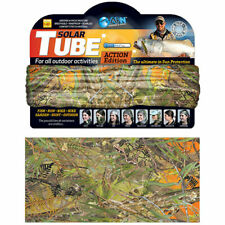 AFN UV40+ Fishing Solar Tube Sun Buffer Neck Gaiter - Camo