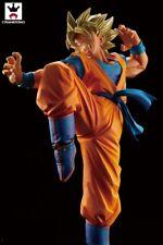 "Dragonball FES Vol.2 Super Saiyan Goku 6"" PVC figure Banpresto (100% authentic)"