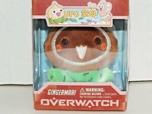 Overwatch Pachimari Gingermari Brand New