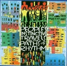 "A TRIBE CALLED QUEST ""PEOPLE´S INSTINCTIVE ..."" CD NEU"