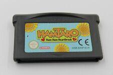 NINTENDO GBA GAME BOY ADVANCE HAMTARO HAM-HAM HEARTBREAK SOLO CARTUCHO  PAL EUR