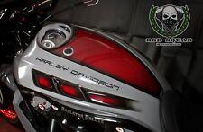 Jack lomaxx Ray airboxcover per Harley Davidson VRod VRSC V-ROD NIGHTROD