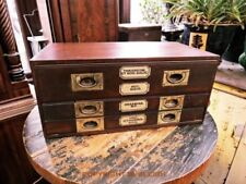 Wooden Victorian Antique Chests of Drawers