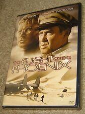 The Flight of the Phoenix (DVD, 2003), NEW & SEALED, RARE, WIDESCREEN, REGION 1