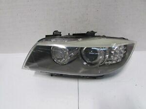 09 2010 2011 BMW 3 SERIES SEDAN 328I 335I OEM LEFT XENON HID HEADLIGHT W/ AFS T1