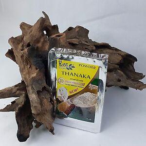 100%NEW THANAKA(TANAKA)POWDER MASK ANTI ACNE REDUCE MELASMA BLEMISH WHITENING