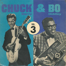 "7"" - Chuck Berry & Bo Diddley - Vol.3 - PYE NEP 44017 - UK 1962"