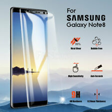 Edge Coverage Tempered Glass Screen Protector For Samsung Galaxy Note 8