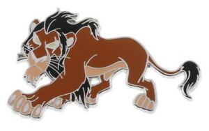 Disney Scar from Lion King Pin N4