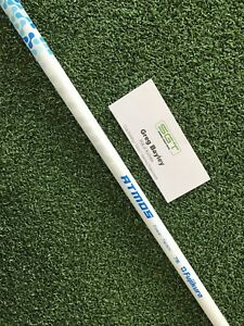 Fujikura ATMOS TS Blue 7S Brand New Uncut Shaft Free Adapter And Grip