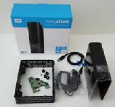 New Western Digital WD Easystore 8TB External USB 3.0 HDD Enclosure Without HDD