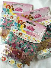 DISNEY PRINCESS TABLE SCATTERS CONFETTI BIRTHDAY PARTY DECORATION SCATTER LOOT
