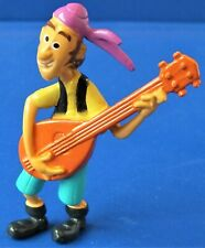 DISNEY JAKE AND THE NEVERLAND PIRATES BONES CHARACTER  5.5cm tall.