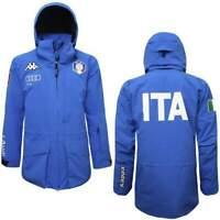 Kappa Jacket 6cento 611a FISI Winter Sports National Italy Team Man
