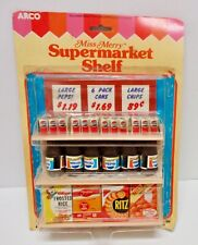 VINTAGE 1981 ARCO MISS MERRY SUPERMARKET SHELF - NEW OLD STOCK HONG KONG