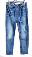 Fantastic TOPSHOP 'Harper' Ladies Slim Leg Denim Jeans size UK 12 / W30 x L32