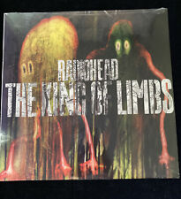 "Radiohead The King Of Limbs 12"" Vinyl Record 180g 2011 Thom Yorke Uk Pop Rock"