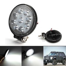 Round Spot Beam Round Led Work Light Driving Fog Lamp for Truck SUV Jeep 48W