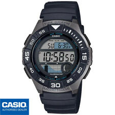 CASIO WS-1100H-1AVEF⎪S-1100H-1A⎪ORIGINAL⎪INDICADOR  MAREAS⎪FASES LUNARES⎪HOMBRE