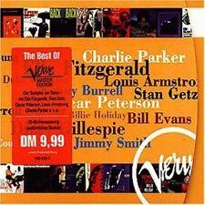 Verve Master Edition-Best of (1998) Ella Fitzgerald, Stan Getz, Billie Ho.. [CD]