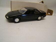 Ertl 1989 Beretta GT Black Metallic #6058 Promo Car MIB Collector's Item