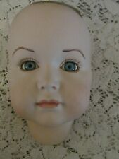 K&R - Simon & Halbig Bisque Doll Head, Mold 117, Reproduction, Pretty