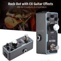 Brand New ENO Reverb Guitar Effect Pedal 9V True Bypass Magnalium Alloy